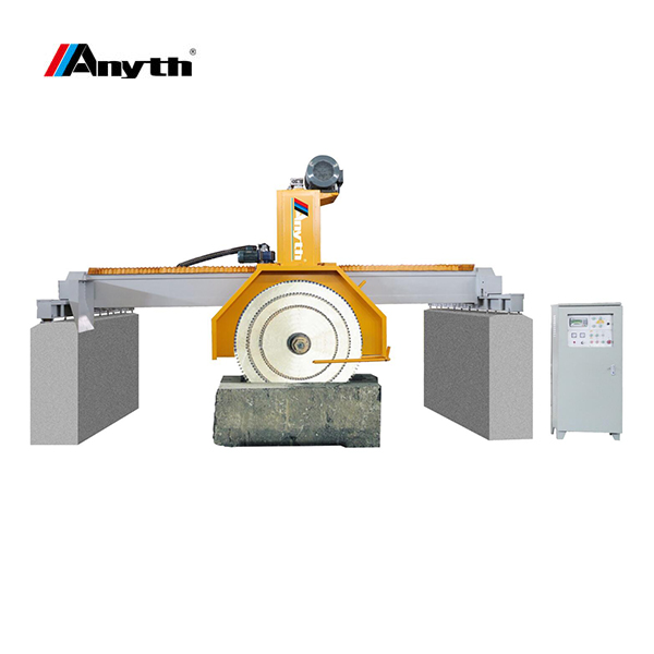 ANYTH-2500-1 Big Block Cutting Machine(Sliding Unit Type)