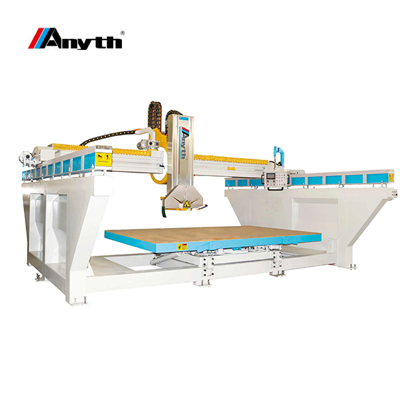 ANYTH-625-1 Infrared (Head Chamfering) Bridge Type Stone Cutting Machine