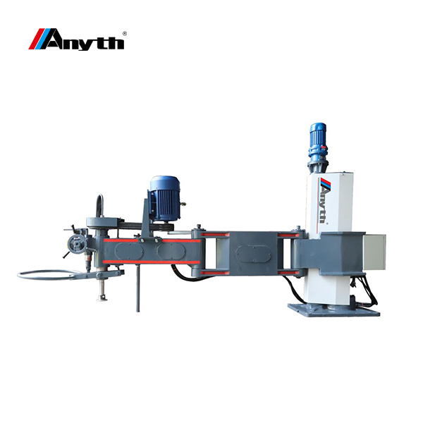 ANYTH-8 Manual Polishing Machine