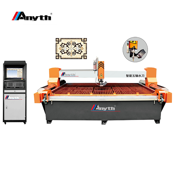ANYTH-RT 5 Axis water jet cutting machine