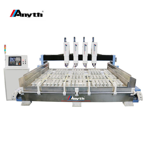 ANYTH-3020E Stone Engraving Machine With Rotary Table(Heavy Frame)