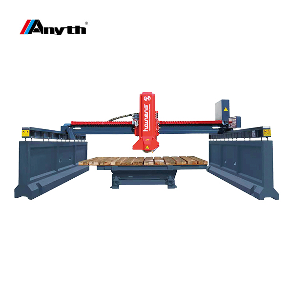 ANYTH-450 / 600 / 700 / 800 Infrared bridge type stone cutting machine(Conventional)