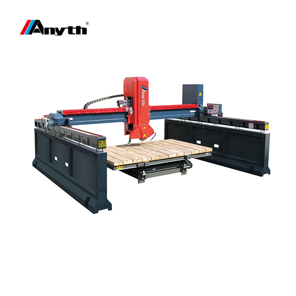 ANYTH-450A/600A/700A/800A Infrared Servo High Efficiency Slab Bridge Cutting Machine