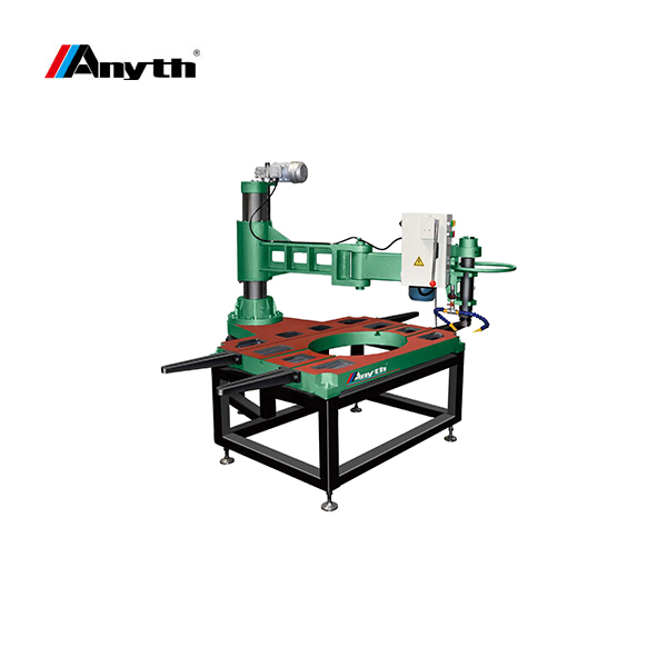 ANYTH Curve Line Polishing Machine