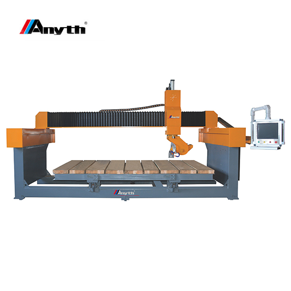 ANYTH Five axle bridge cutting machine